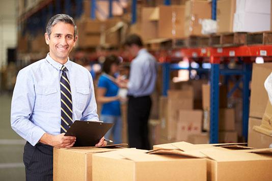 Fulfillment Warehouse Owner