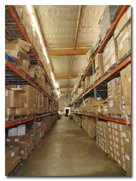 Our warehouse.