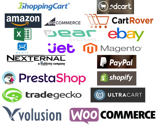 Now You Have More Options for Interfacing Your Shopping Cart with Our Systems