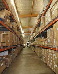 Medallion provides a wide range of services for fulfillment and warehousing.